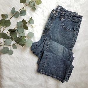 CHICO'S Platnium Jeans Size 1 Short